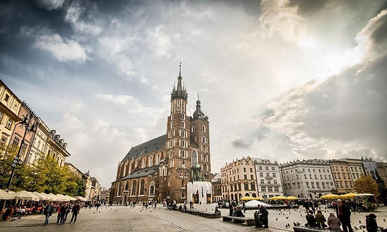 Your Own Apartment In Cracow Krakow